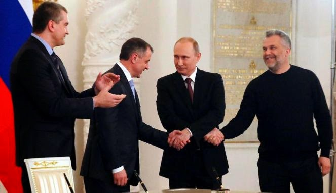 Dewan Keamanan Ukraina: Putin Ingin Kuasai Semua Wilayah Kami