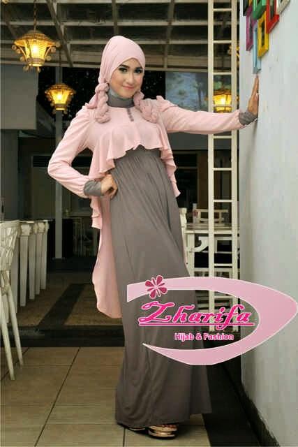 Zharifah Set Hijab