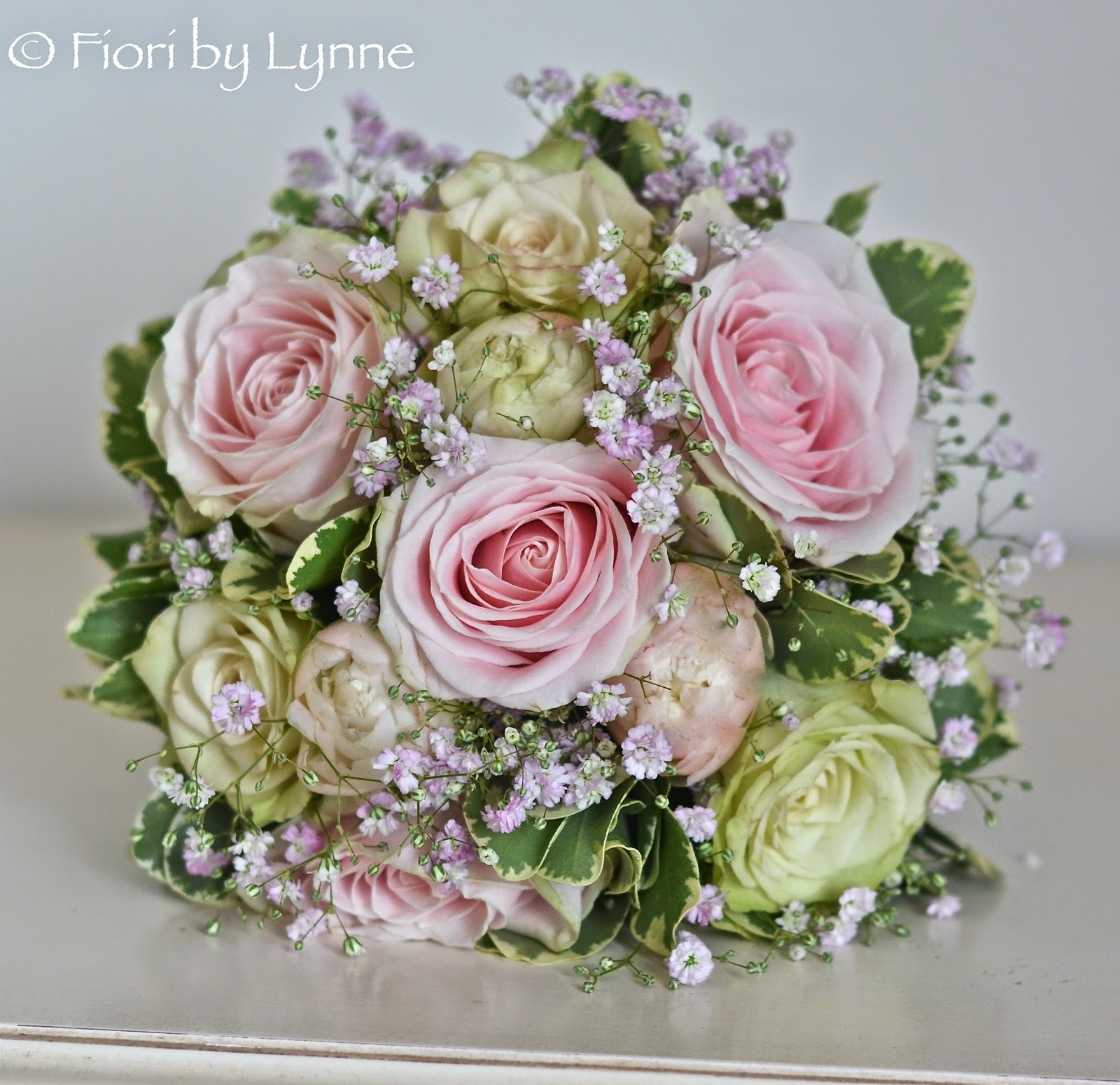 Wedding Flowers Blog Sarahs Vintage Green And Pink Wedding Flowers