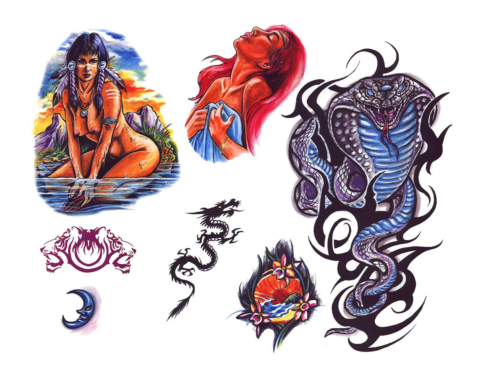 Free Tattoo Design Tattoospeter