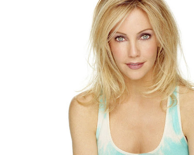 Heather Locklear Lovely Wallpaper