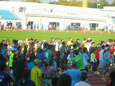 2013川崎国際多摩川マラソン