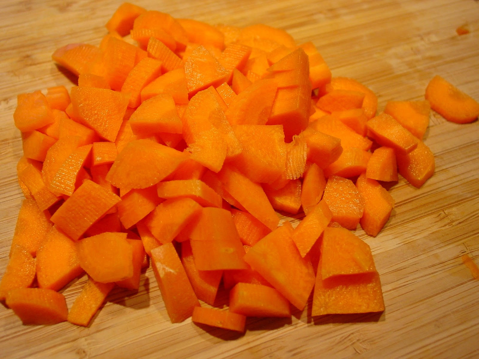 chopped carrots - photo #21