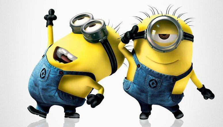 Minions are back in Despicable Me 2