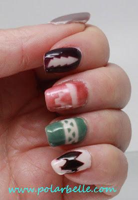 nail polish, swatches, Morgan Taylor