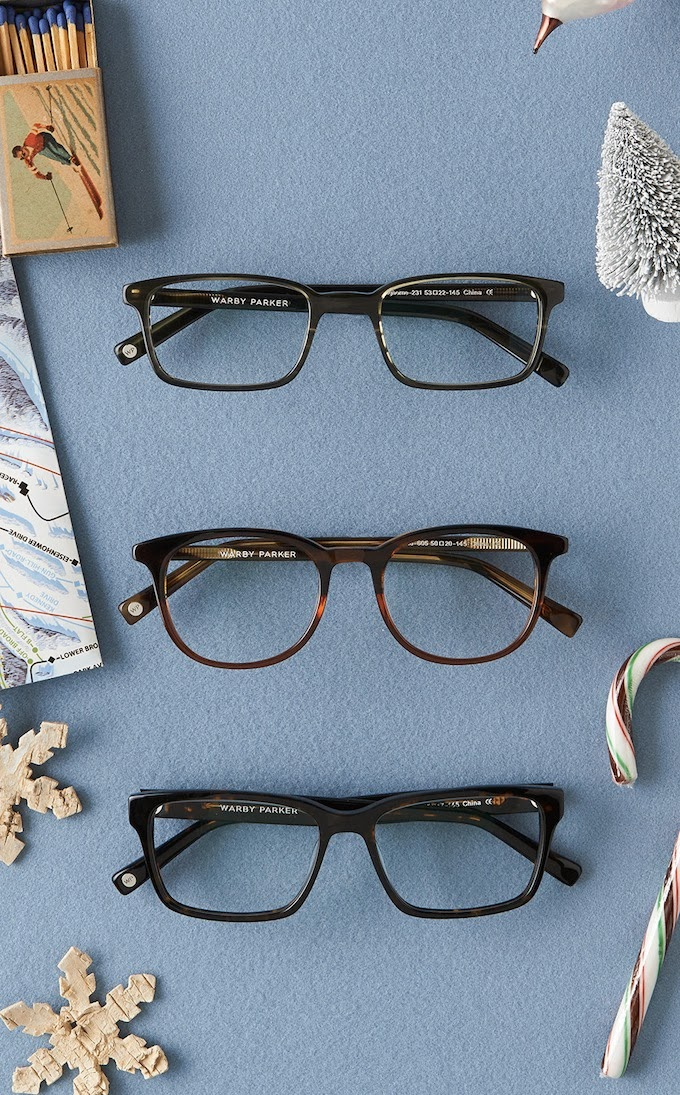 Warby Parker eyeglasses Winter 2014 collection preview