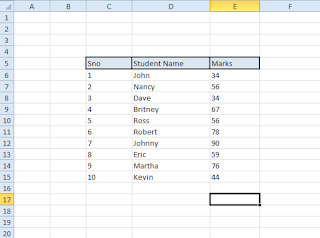 how to change acceptable available values in colum in excel