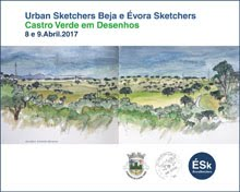 48º Encontro ÉSk | Castro Verde em Desenhos