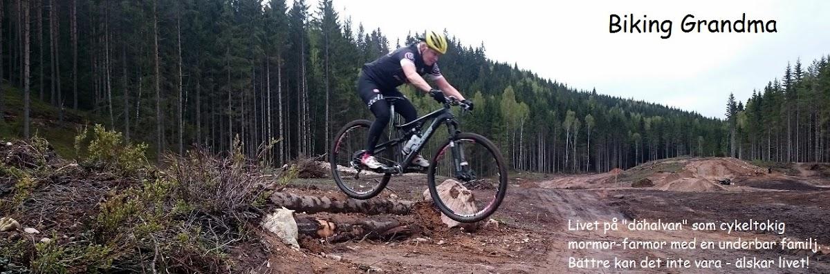 Anki - Biking Grandma