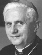 Cardinal Joseph Ratzinger- Pope Benedict XVI