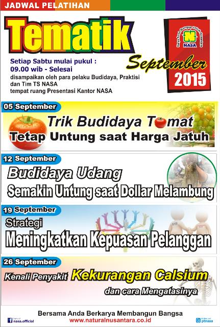 http://www.stockistnasajogja.com/2015/09/jadwal-pelatihan-tematik-september-2015.html