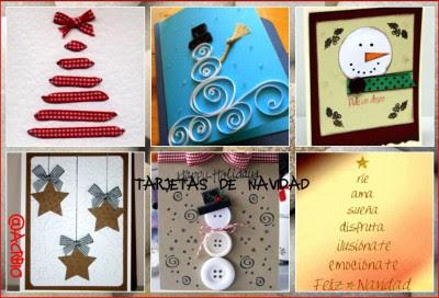http://www.orientacionandujar.es/2015/12/01/sencillas-tarjetas-de-navidad-para-hacer-en-clase/