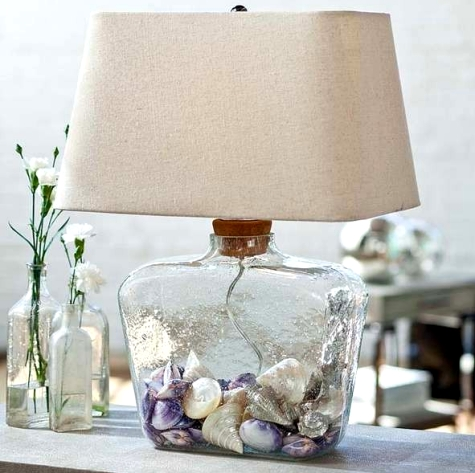 fillable glass lamps completely coastal. Black Bedroom Furniture Sets. Home Design Ideas