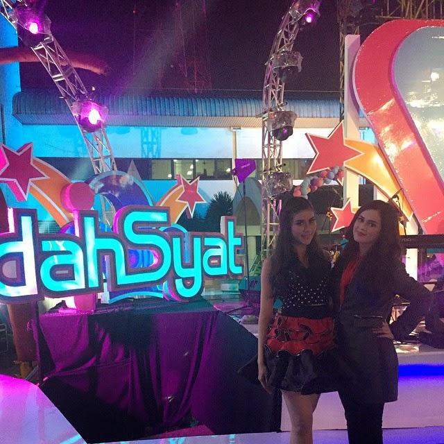 Foto Rindu Cut Meyriska Bersama dengan Karina Syahnaz Sadiqah