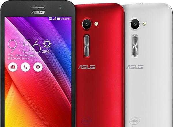 HP 4G LTE Murah Terbaik - ASUS Zenfone 2