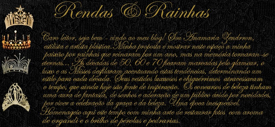 Rendas & Rainhas
