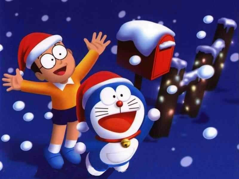 doraemon cartoon family's