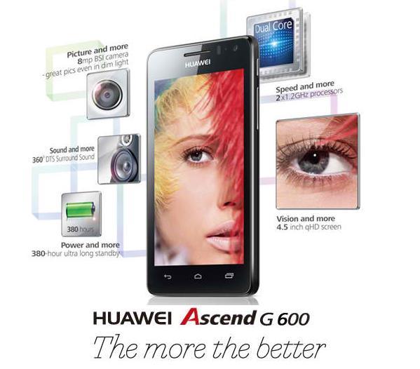 Huawei U8950 1 Firmware
