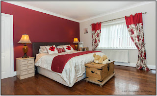 Bedroom by PWP Property Services