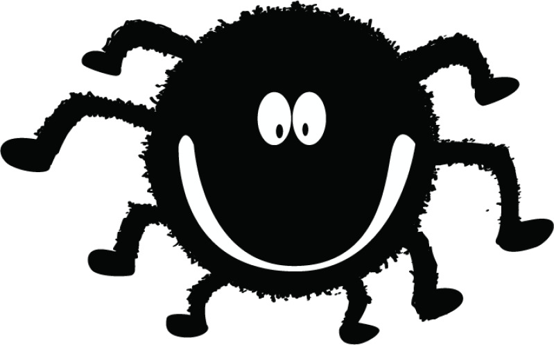Spider clipart for kids - photo#14