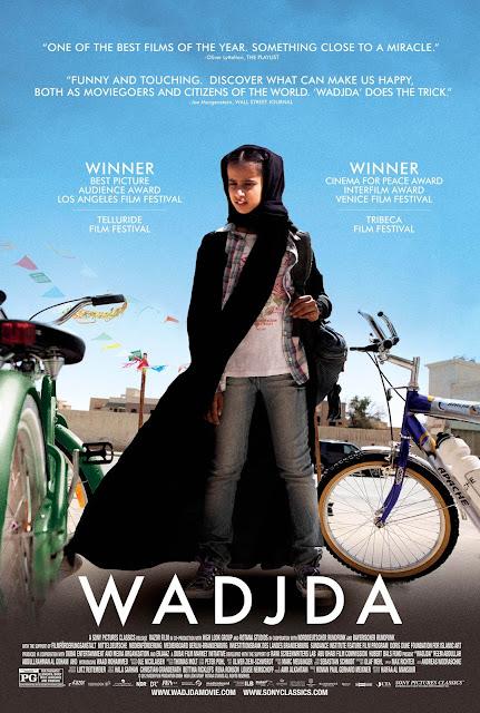 Wadjda Film Poster