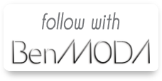 Follow me on BenMODA