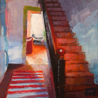 Going Up by Liza Hirst
