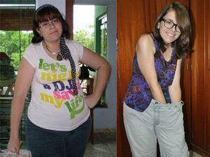 Estudante de 18 anos perde 36 kg em um ano após ouvir frase traumática