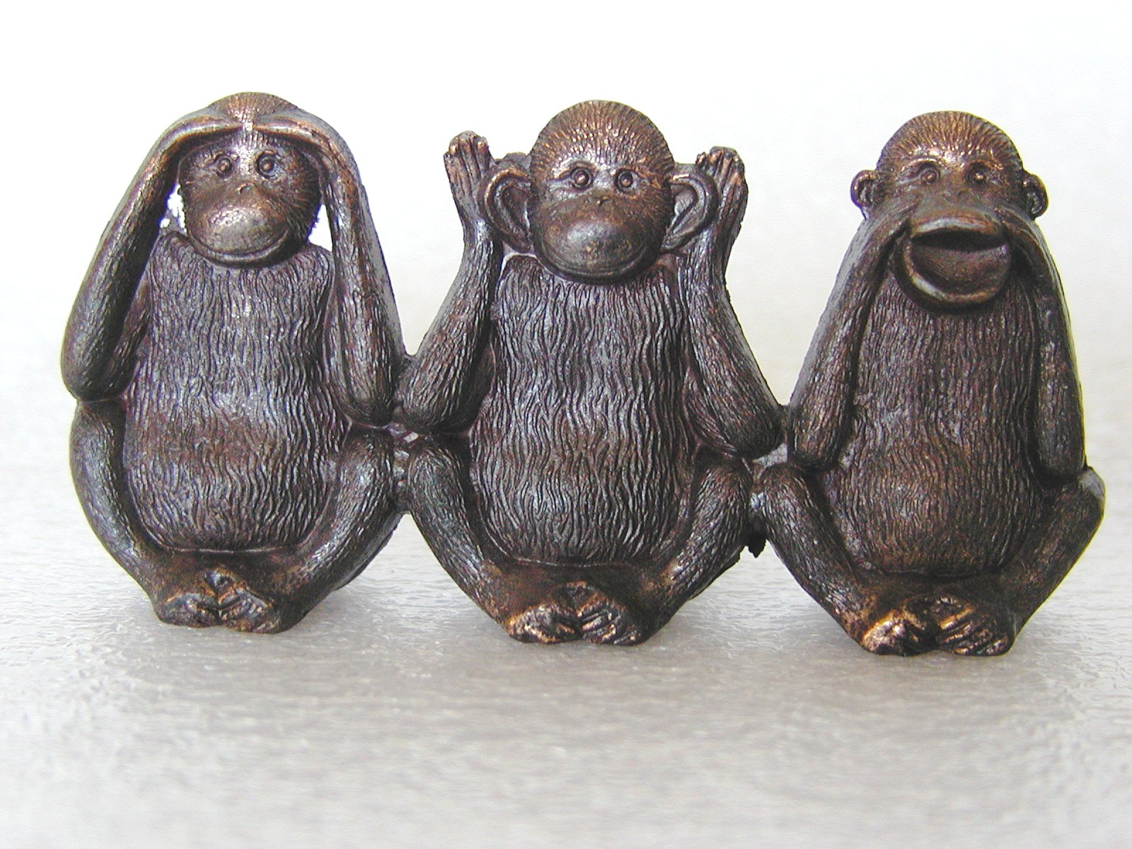 3 Freedom Monkeys D20