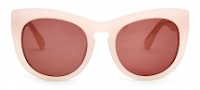 pink 3.1 Phillip lim sunglasses, 3.1 Phillip Lim, acetate Pink Oversized Sunglasses