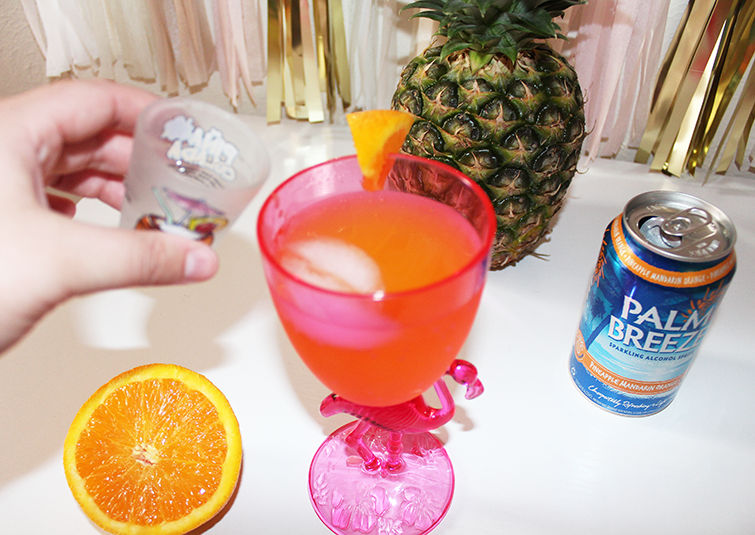 Palm Breeze Pineapple Mandarin Orange Drink