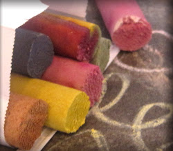 Veggie Chalk is in!!  It Rocks!