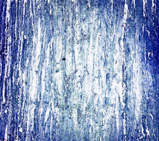 Blue Bark Texture