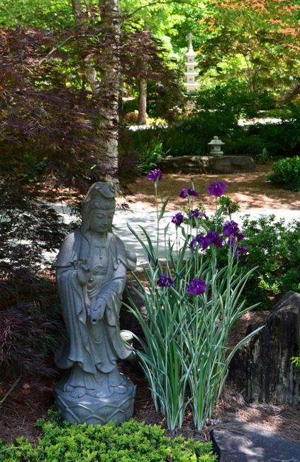 wanderlust ATLANTA: Gibbs Gardens\' Japanese Gardens