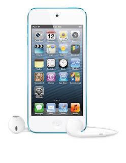 iPod touch BLU wPods PRINT - Das schlaue Mobiltelefon mit dem geplatzten Bildschirm 2
