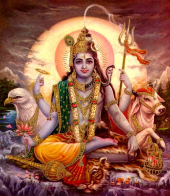 Hari Hara - Vishnu Shiva