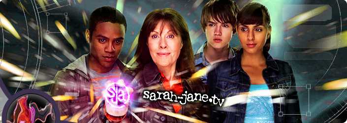 "SARAH-JANE.tv || A news resource for the Doctor Who spin-off ""The Sarah Jane Adventures"""
