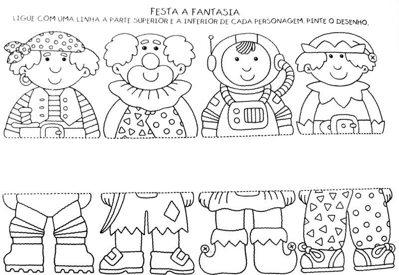 Correspondências - sequências e outras actividades 2 ALFABETIZACAO+INFANTIL+DESENHOS+E+ATIVIDADES+940