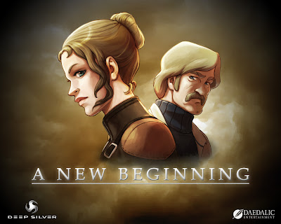 A New Beginning Hd Cover