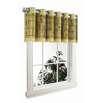 Bamboo Grommet Valance3