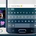 Fleksy ստեղնաշարը դարձել է անվճար iOS և Android սարքերի վրա