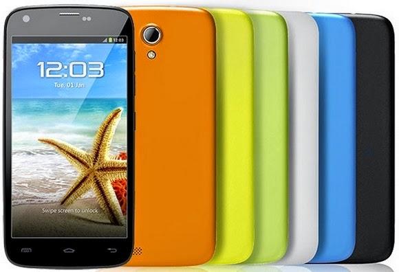 Advan GAIA S4D Smartphone Android Murah Rp 1 Jutaan