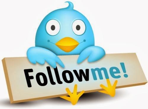 Memasang Tombol Follow Twitter di Blog
