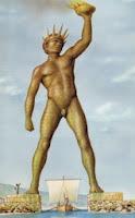ΑΝΑΚΟΙΝΩΣΗ ΦΙΛΩΝ ΤΗΣ ΑΡΧΑΙΟΕΛΛΗΝΙΚΗΣ ΚΟΣΜΟΑΝΤΙΛΗΨΗΣ ΠΕΡΙ ΤΗΣ ΟΙΚΟΔΟΜΗΣΗΣ ΤΟΥ ΝΕΟΥ ΚΟΛΟΣΣΟΥ.