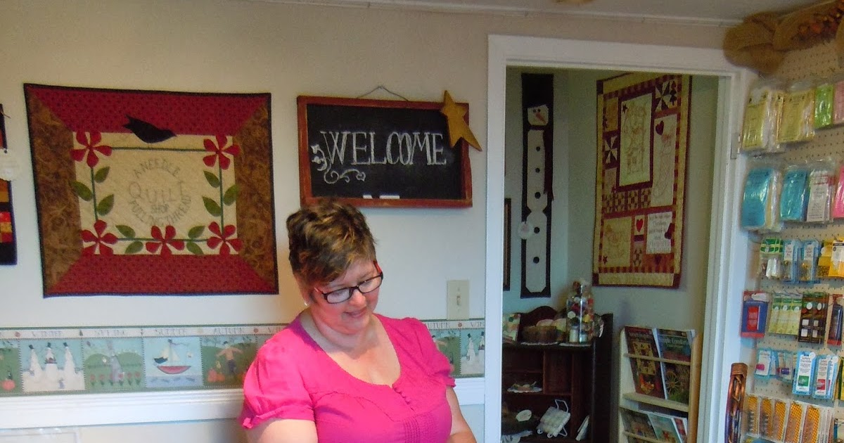 The Painted Quilt A Needle Pulling Thread Quilt Shop