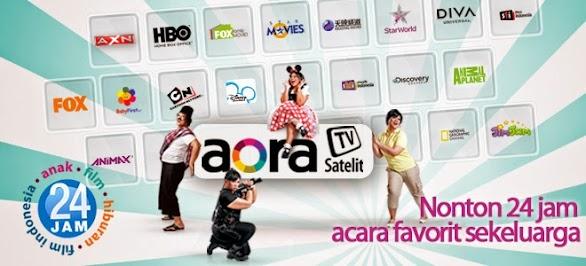 Aora TV Resmi Di Tutup (Bangkrut)