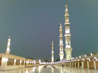 Masjid Al-Nabawi Al-Syarif