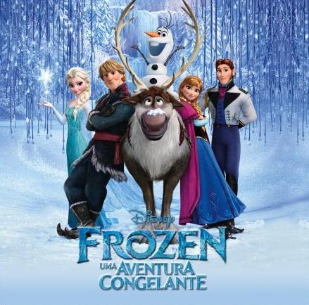 Frozen – Uma Aventura Congelante Dublado