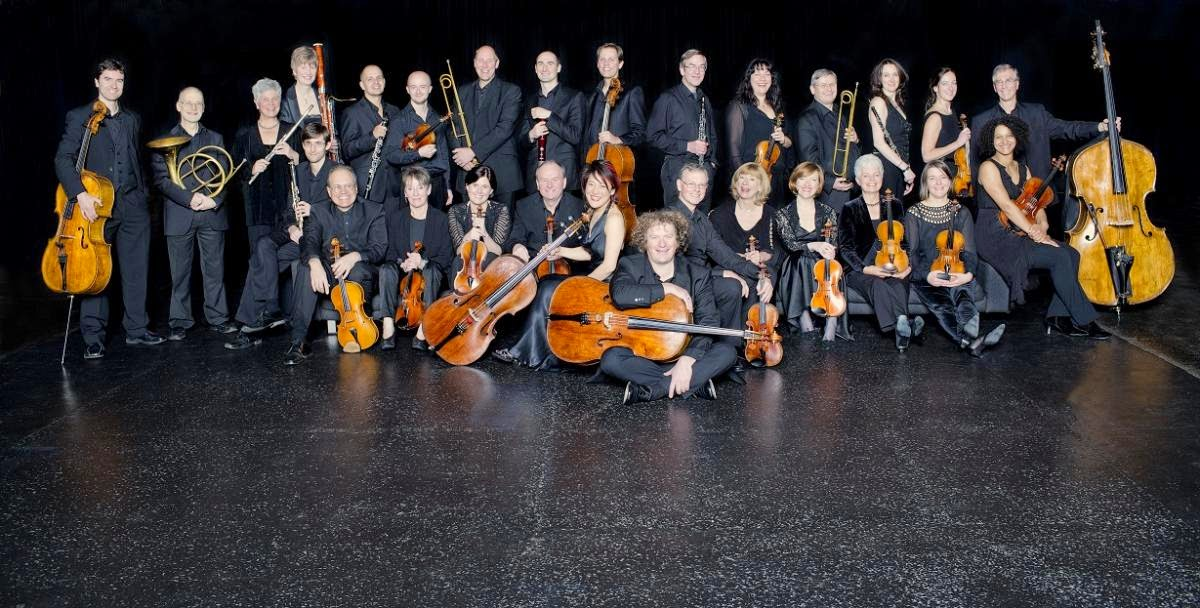 Scottish Chamber Orchestra - photo Marco Borggreve