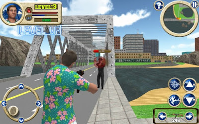 Miami crime simulator Mod Apk V1.6-screenshot-2